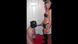 Tukang cerita lucah bomoh pijat mengambil pelanggan untuk orgasme